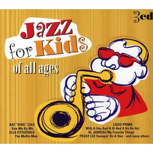 Jazz For Kids Of All Ages / Various (Hol)