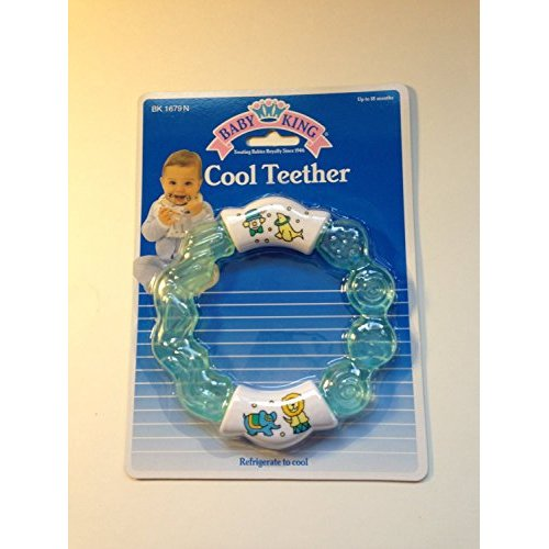 Baby King Rattle Teether - Pack of 12