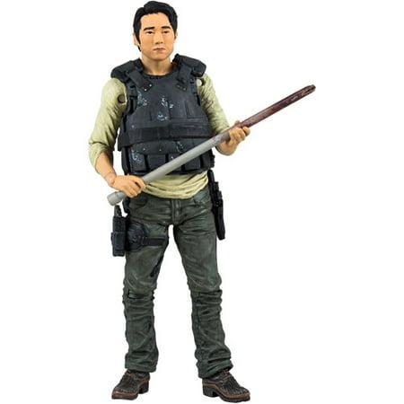 The Walking Dead TV Series 5 Glenn Action Figure (Walking Dead Tv Series 5 Action Figures)
