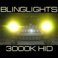 H3 3000K 3 000K Gold Yellow 55W Xenon Hid Lights Lamps Conversion Kit 55 Watts 55Watts Jdm Hids