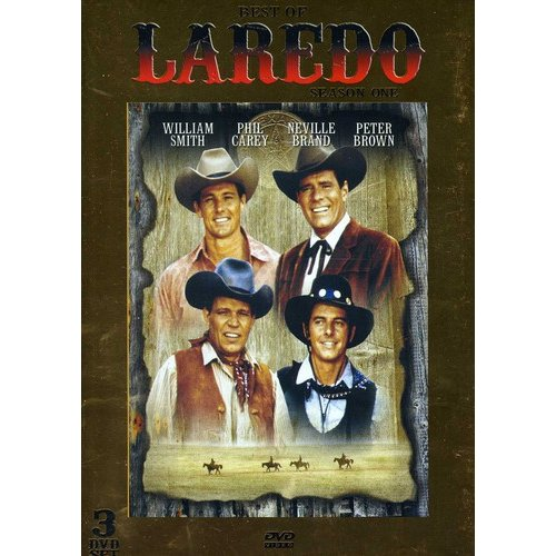 Laredo [dvd] [3discs] Nla (Timeless Media Group)