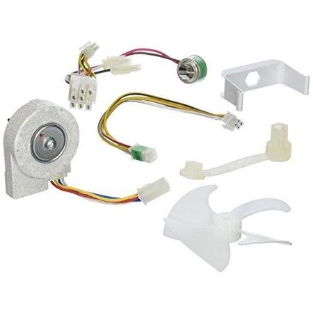 Whirlpool 8201589  Evaporator Fan Motor (Whirlpool Replacement Fan Motor)