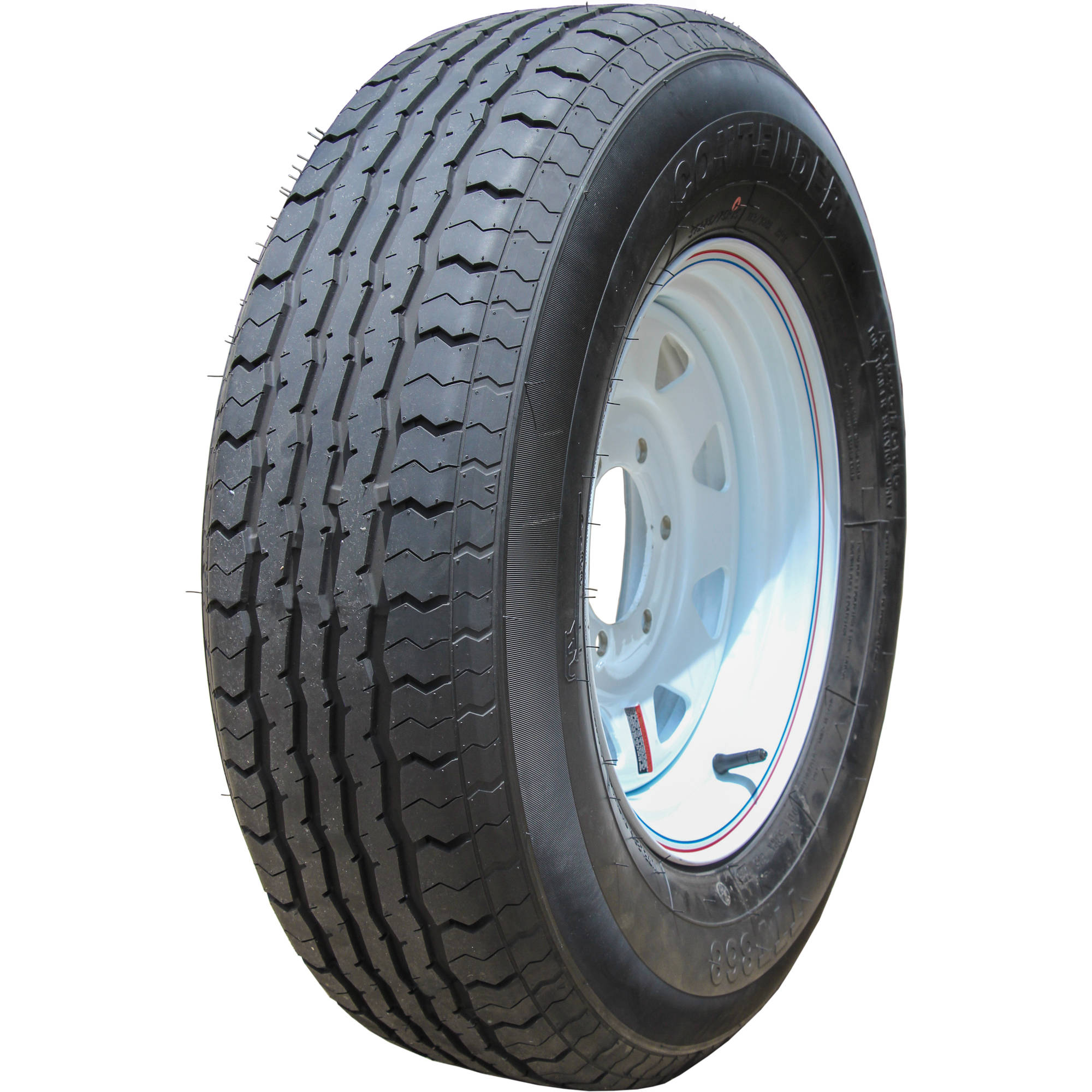 contender st225 75r15 load range d trailer tire fits 15 inch wheels tire only ebay. Black Bedroom Furniture Sets. Home Design Ideas