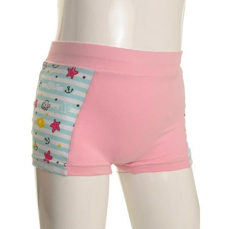 - Maria Rosa Girl's Nautical Design Boxers (12-Pack)