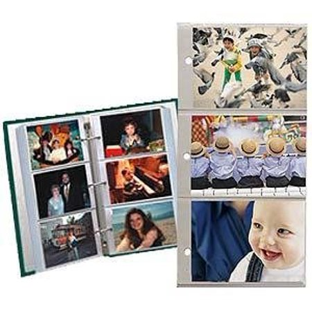 Pioneer Rst 6 4x6 Photo Album Refill Pages Walmartcom