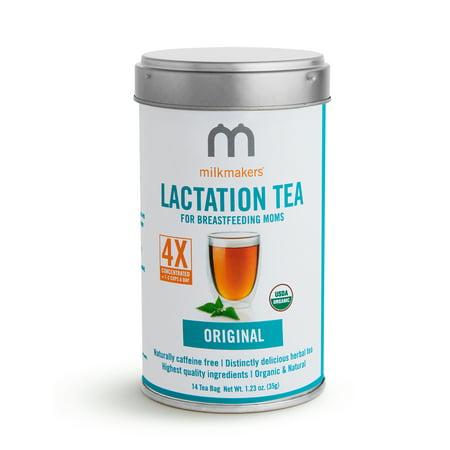 Milkmakers té Lactancia - Sabor original 14 Conde