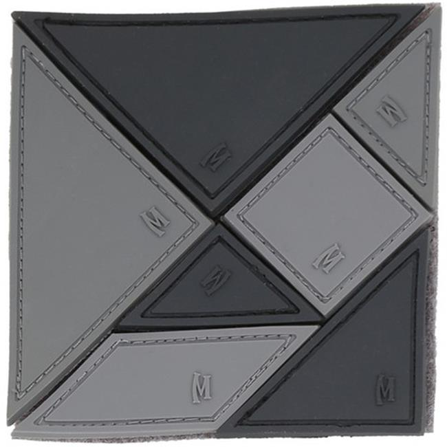 Tangram 7-Piece Patch - Swat - image 1 de 1