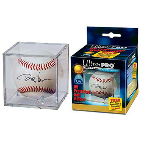 Baseball Holder Square UV - Baseball Card Holders Walmart