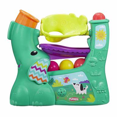Playskool Chase n Go Ball Popper (Teal). Ages 9 Months and