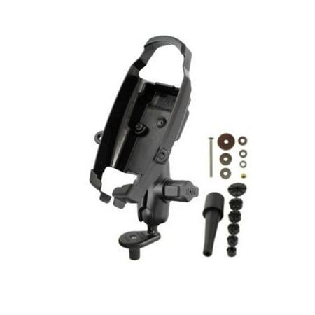 RAM Short Arm Fork Stem Bike Mount for Magellan Sportrak ATV Color Map Marine Outdoor Pro & Topo ()
