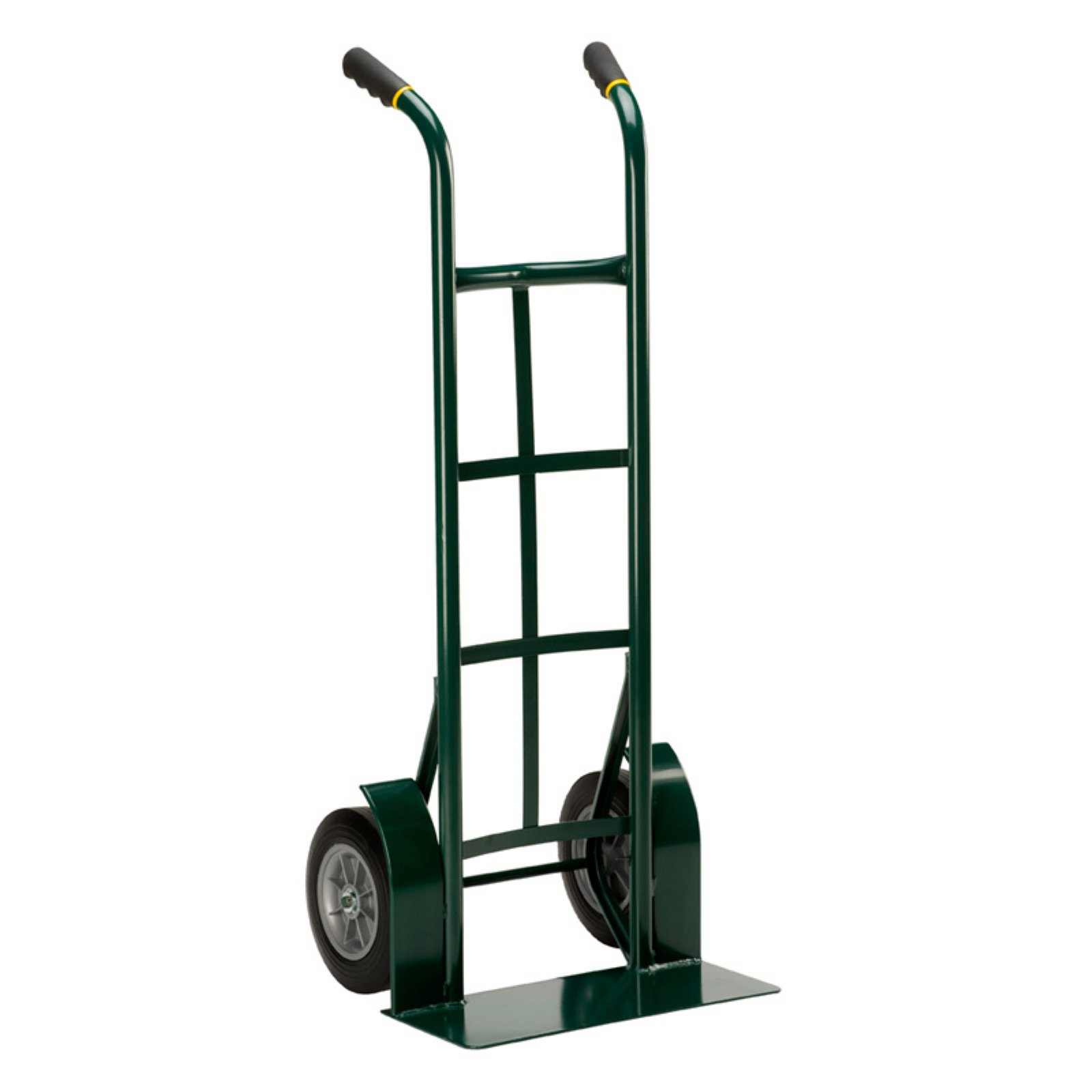 Harper Super Steel 1000 lb Capacity Flat-Free Heavy Duty Dual Handle Hand Truck by Harper Trucks Inc