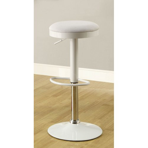 Hokku Designs Adjustable Height Swivel Bar Stool (Set of 2) by Enitial Lab