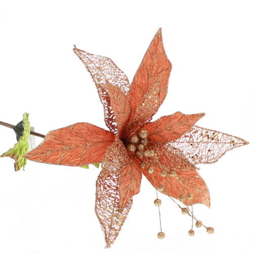 Copper Christmas Lily