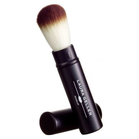 Bobbi Brown Retractable Lip Brush - Laura Geller Retractable Baked Powder Brush