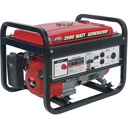 All Power America 6500W Silent Diesel Generator