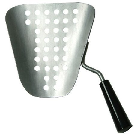 Hoosier Hill Farm Aluminum Speed Popcorn Scoop by Hoosier Hill Farm