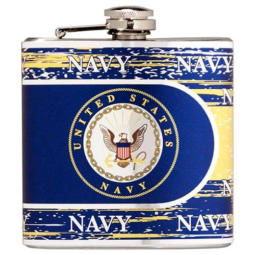 Great American Products Navy Midshipmen Stainless Steel H...