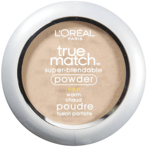 L'Oreal Paris True Match Super-Blendable Powder, 0.33 oz
