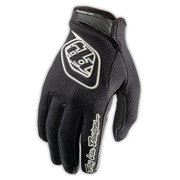 Troy Lee Designs Air Youth Boys Dirt Bike Motorcycle Gloves - Black / X-Small