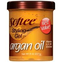 Softee® Argan Oil Styling Gel 8 oz. Jar