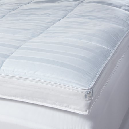 Cool Touch 400 Thread Count Waterproof Mattress Topper
