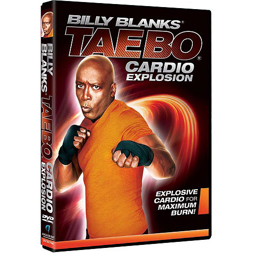 Billy Blanks: Tae Bo Cardio Explosion (Widescreen)