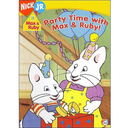 Max & Ruby - Party Time with Max & Ruby](Max And Ruby Halloween Party)