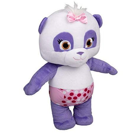 Snap Toys Word Party Talking Baby Lulu Plush - Press Lulu's Tummy to Hear Phrases from The Netflix Original Series - 12+ Months](My Talking Tom Halloween)