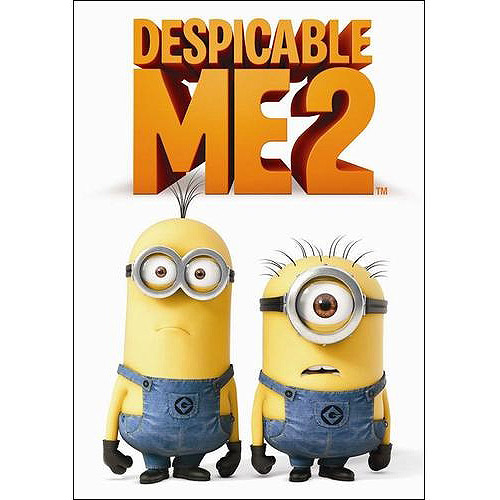 Despicable Me 2 (With INSTAWATCH) (Widescreen)