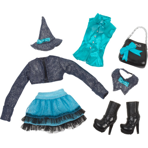Bratzillaz Fashion Pack, True Blue Style
