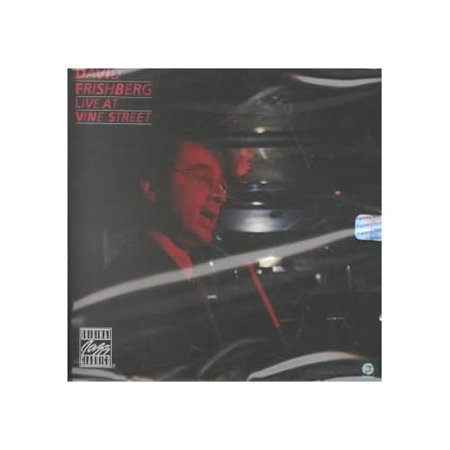 Solo performer: David Frishberg (vocals, piano).Recorded live at Vine Street Bar And Grill, Hollywood, California in October 1984.  Includes original liner notes by David Frishberg.Digitally remastered by Phil De (Eva Solo Grill)