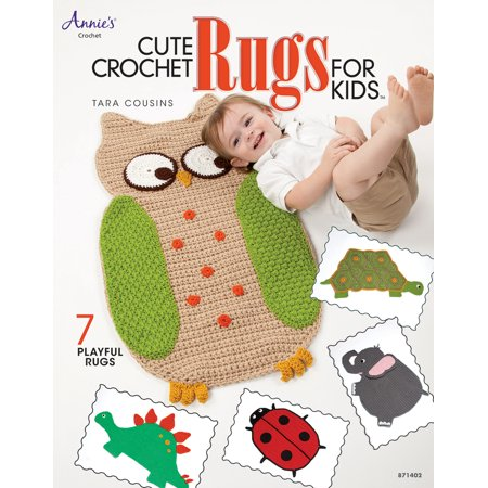 - Cute Crochet Rugs for Kids