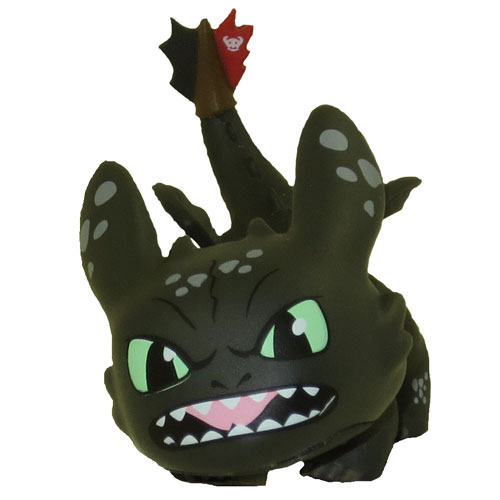 Funko Mystery Minis Vinyl Figure - How to Train Your Dragon 2 - TOOTHLESS (Angry)