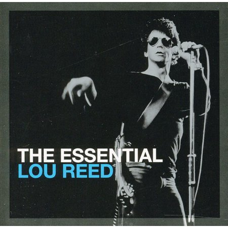 Essential Lou Reed (CD) (Best Lou Reed Albums)