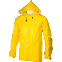 O2 Element Series Hooded Rain Jacket w/Pockets