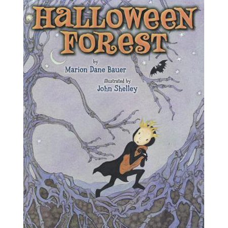 Halloween Forest](Halloween's Over Christmas)