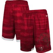 Tampa Bay Buccaneers New Era Training Daze Shorts - Red