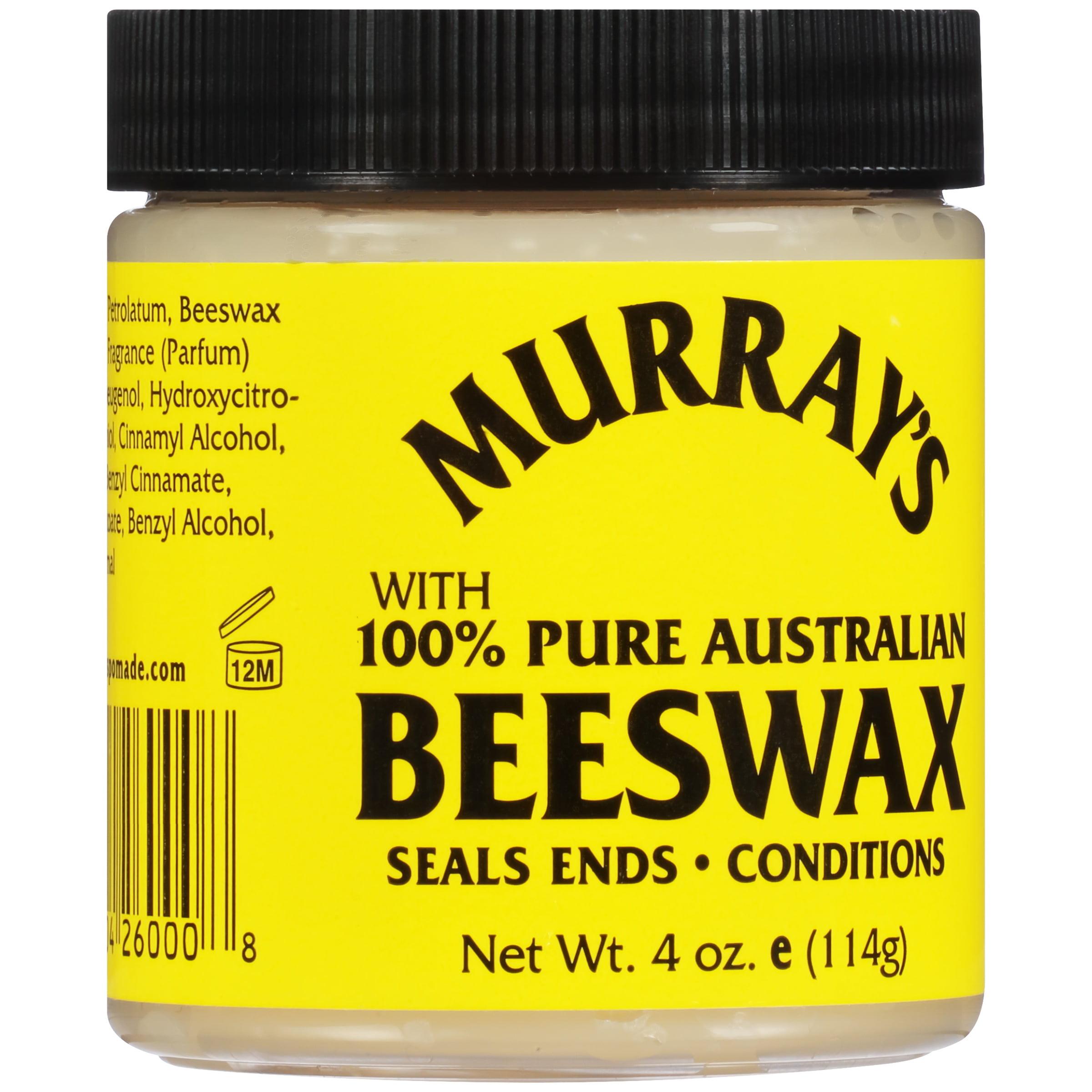 Murrays Pomade Black Beeswax