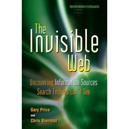 The Invisible Web - eBook