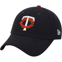 purchase cheap 74438 87ea0 Product Image Minnesota Twins New Era The League Road 9FORTY Adjustable Hat  - Navy - OSFA