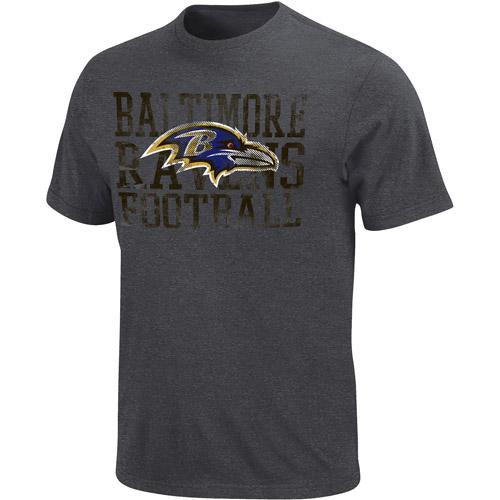 NFL - Men's Baltimore Ravens Short Sleeve Team Tee