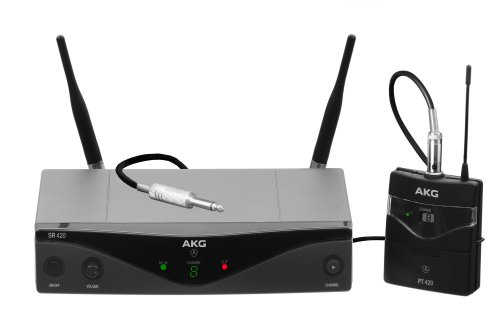 AKG WMS420 Instrument Wireless System (Freq. Band: A) by