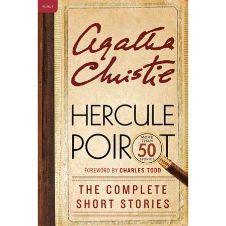 Hercule Poirot: The Complete Short Stories](Halloween Party Agatha Christie's Poirot)