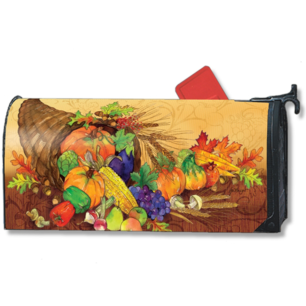 Magnet Works Bountiful Harvest MailWrap OS