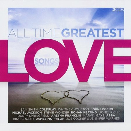 All Time Greatest Love Songs (CD)](Super Easy Halloween Songs)