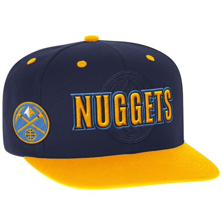 Denver Nuggets Adidas 2016 NBA Draft Day Authentic Snap Back Hat