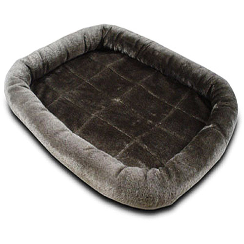 Majestic Pet Crate Pet Bed Mat, Charcoal