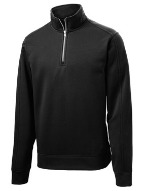 Sport Tek Men's Moisture-Wicking Pullover Sweater