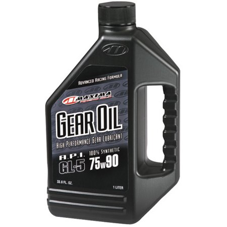 Maxima 75W-90 Hypoid Synthetic Gear Oil - 1 Liter