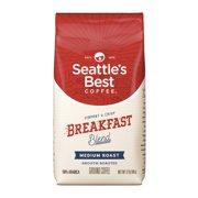 Seattle's Best Coffee Breakfast Blend Medium Roast Ground Coffee, 12-Ounce Bag
